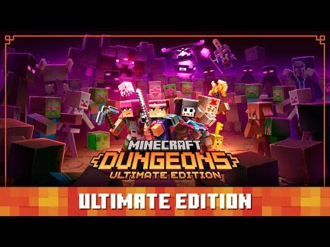 Полная версия Minecraft Dungeons доступна для покупки в Microsoft Store