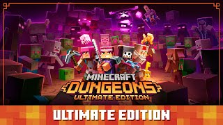 Minecraft Dungeons: Ultimate Edition Trailer