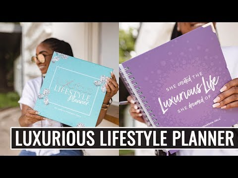 MUSTTT HAVEEE *NEW* PLANNER!!! -- HOW TO FINISH OFF THE YEAR STRONG!!! | JaLisaEVaughn thumbnail