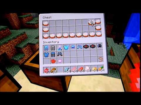 CB's Minecraft Adventures Episode 17 'Superior Interior!'