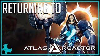 Returning to Atlas Reactor | Still Worth Playing? (2017 Gameplay)