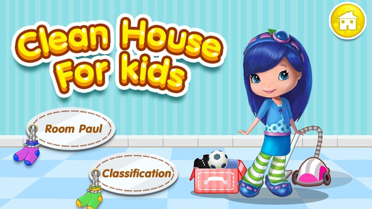 Limpie juegos casa chica - ¡Limpieza del cuarto de Morita! - Clean ...