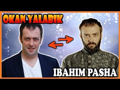 Cosas que no sabías de Okan Yalabik (Ibrahim Pasha)