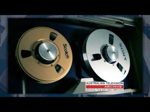 "1"" Inch PAL Archival Videotape Digitisation Services"