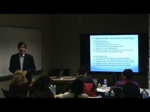 Financing a New Venture - Franz Birkner Part 1