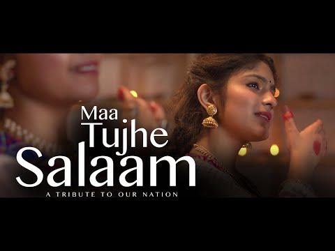 A R Rahman - Maa Tujhe Salaam | Vande Mataram | Cover | Arjit Agarwal