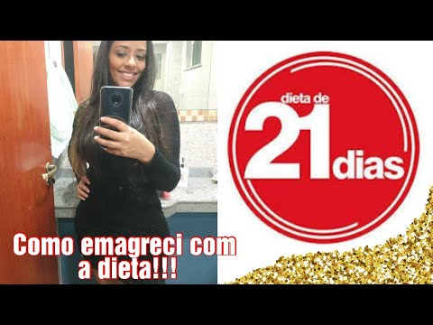 DIETA DE 21 DIAS DR. RODOLFO FUNCIONA? RESULTADOS INCRÍVEIS