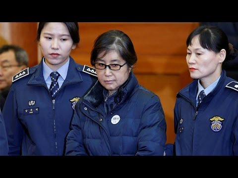 Choi Soon-sil's daughter appeals against Danish extradition