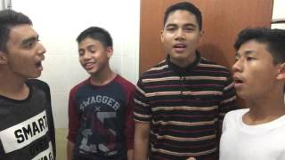 The Cousin - Kasih Kekasih (Cover)