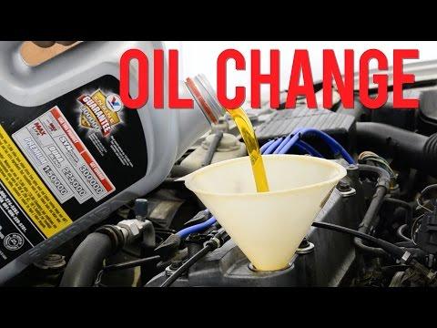 Quick Pit! 1998 Honda Civic Oil Change