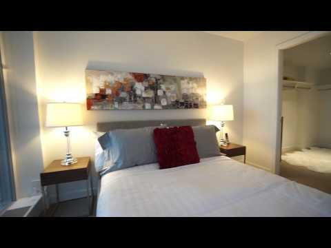 2509-777 Richards St | Dunowen Properties _ Vancouver Furnished Apartment
