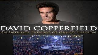Шоу Дэвида Копперфильда и казино MGM в Вегасе