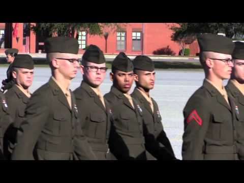 Mike & November Company Graduation Ceremony Clip - Graduation Date 12/04/15