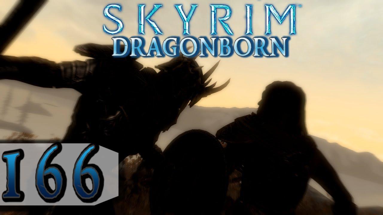 Skyrim (Dragonborn) #166 Ost Kaiserliche Anhänger sammeln - YouTube