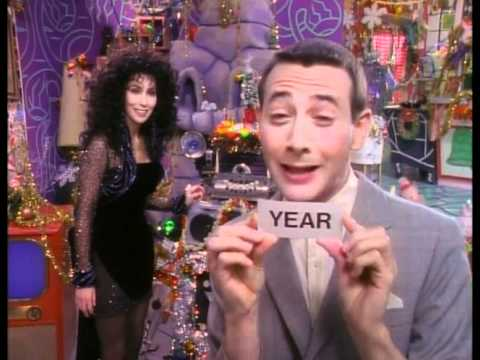Pee-Wee's Playhouse Christmas Special (1988) - Cher.mp4 - YouTube