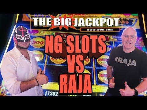 NG SLOTS VS RAJA ⚡LIGHTNING LINK CHALLENGE + BONUS ROUND JACKPOT! - The Big Jackpot - 동영상