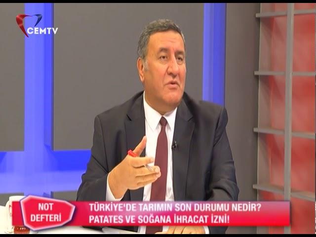 Atakan Sönmez ile Not Defteri //  Ömer Fethi Gürer // Türkiye'nin Çöken Ekonomisi (21 Ocak 2020)