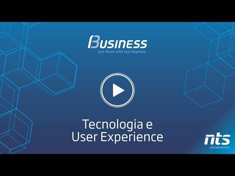 Business Cube - Tecnologia e User Experience - NTS Informatica