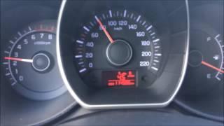видео Расход топлива Kia Rio / нормы расхода бензина Киа Рио на 100 км