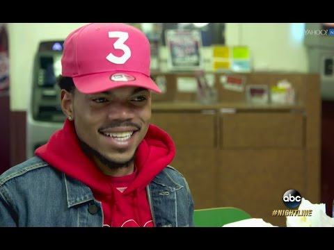 Chance the Rapper Interview on Remaining Unsigned, His Tattoo and Being a Dad | ABC News