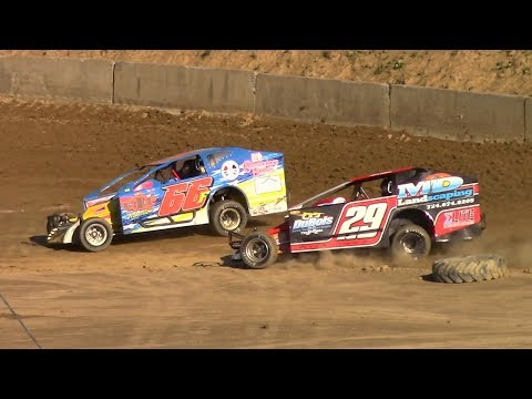 BRP Big Block Modified Heat Two | Old Bradford Speedway | 6-11-17