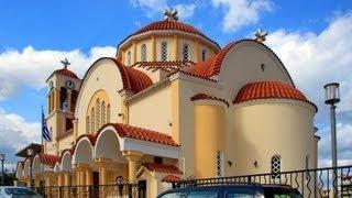 Греция - Крит - Greece - island of Crete(Увлекательная поездка по Криту на автомобиле. Остров Крит - самый большой из островов Греции. Только путеше..., 2012-10-23T00:57:14.000Z)