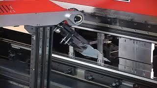 ASTRO II 100Plus robotic bending cell in progress