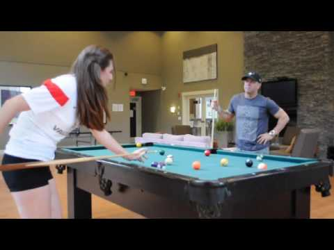 Preview: Playing Pool with Aaron Pritchett