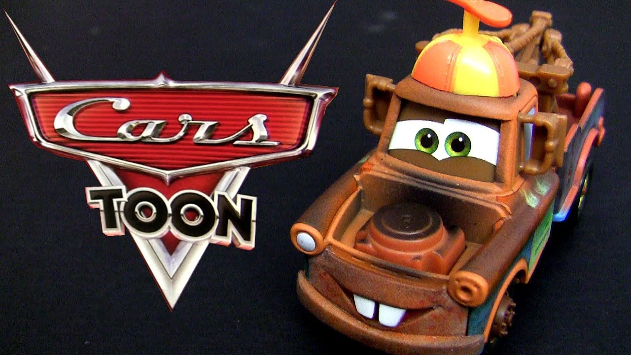 cars toon beanie hat mater diecast monster truck disney pixar maters tall tales by blucollection youtube - Monster Truck Mater Coloring Page