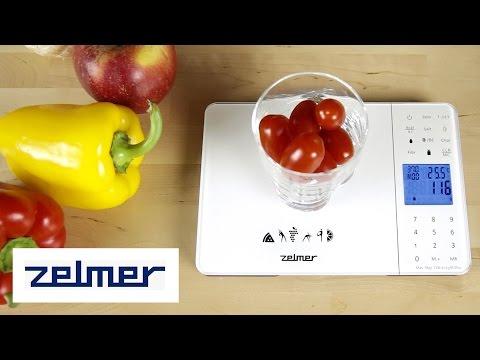 Waga dietetyczna - Zelmer ZKS16500 (KS1700)