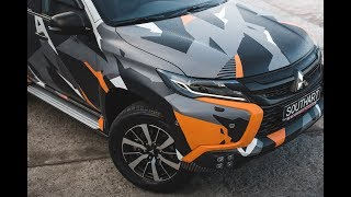 Mitsubishi Pajero Sport - Individual Design