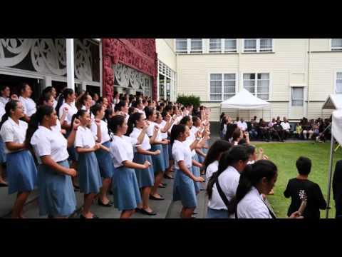 2016 Powhiri - Aue te Aroha 4k
