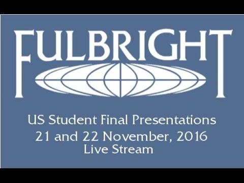 Fulbright Chile Live Stream
