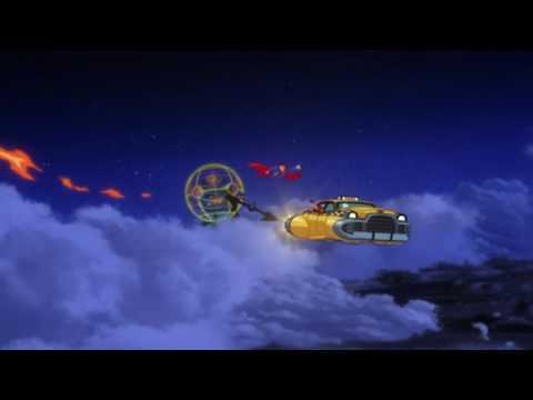 Teletoon - Justice League Action Promo (2017)
