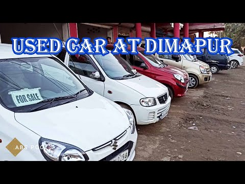 USED CAR Showroom Dimapur | Sale | Purchase| Exchange