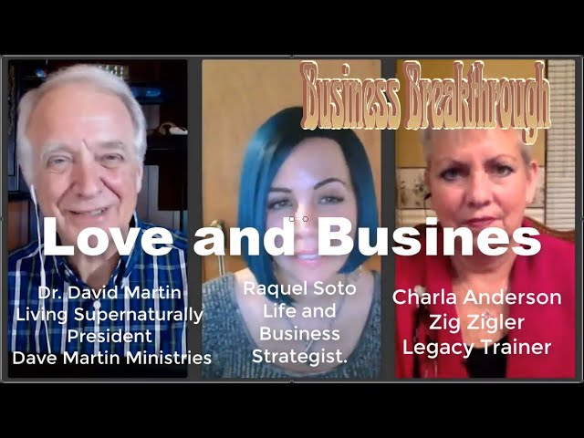 03-25-19 Love and Business
