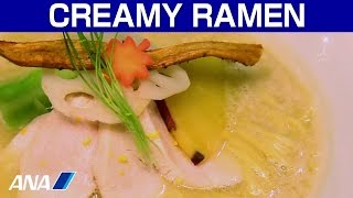 Brian, a Ramen Specialist from US, takes you to Amazing Ramen Adven...