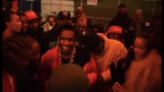 Rihanna ASAP Rocky Rap Battle Backstage At Rolling Loud NYC