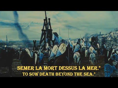 Le Roi Louis ~ Music Video ~ French Crusader song ~ English & French lyrics