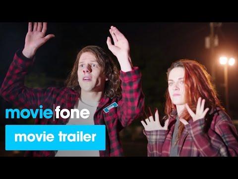 'American Ultra' Trailer (2015): Kristen Stewart, Jesse Eisenberg