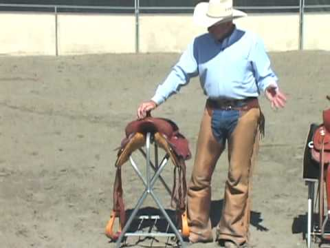 How to Choose a Saddle for Reining or Cutting, part 2