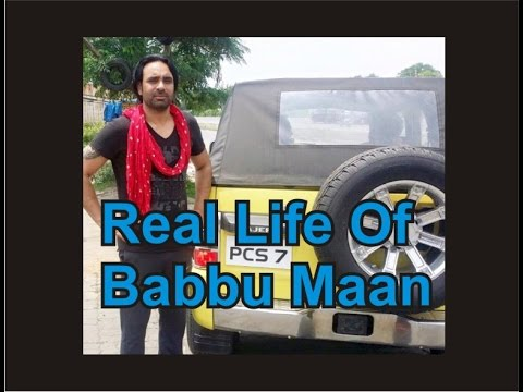 Babbu Maan Biography, Real Name, Wife Name, Career Profile ...