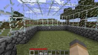 Minecraft Poradnik #03 - Jak zrobić szklarnię.