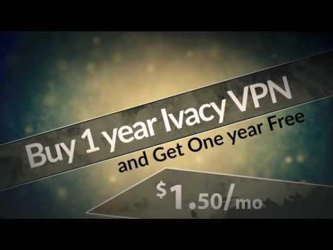 Ivacy VPN Black Friday/Cyber Monday Deal