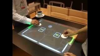 Interactive Table Hockey Game Thumbnail