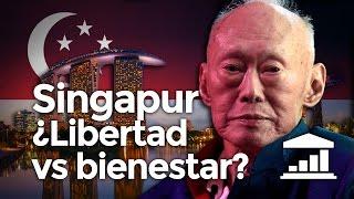 SINGAPUR ¿Una utopía AUTORITARIA? - VisualPolitik