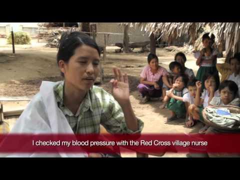 BRC: Improving maternal health in Myanmar