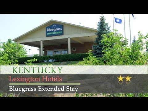 Bluegrass Extended Stay - Lexington Hotels, Kentucky