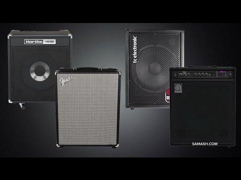 "15"" Bass Combo Amp Roundup - Under $400"