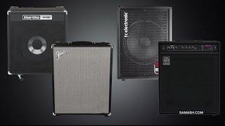"15"" Bass Combo Amps Under $400 | Sam Ash Shootout"